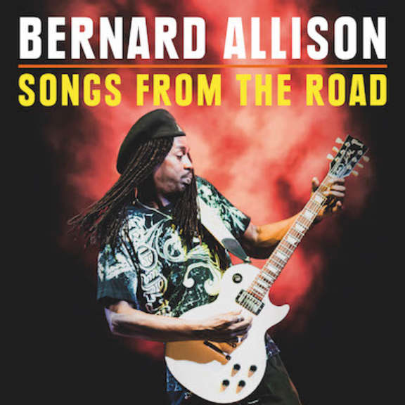 Bernard Allison Songs from the Road Oheistarvikkeet 2020