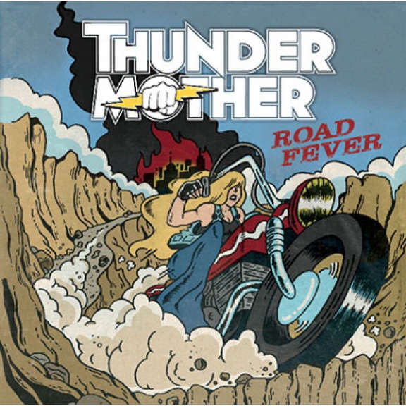 Thundermother Road fever LP 2020