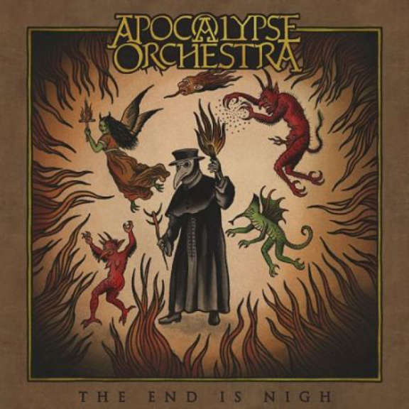 Apocalypse Orchestra The End Is Nigh LP 2020