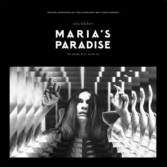 Timo Kaukolampi & Tuomo Puranen Maria's Paradise OST LP 0