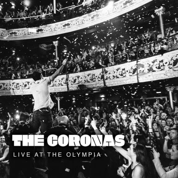 Coronas Live at The Olympia LP 2020
