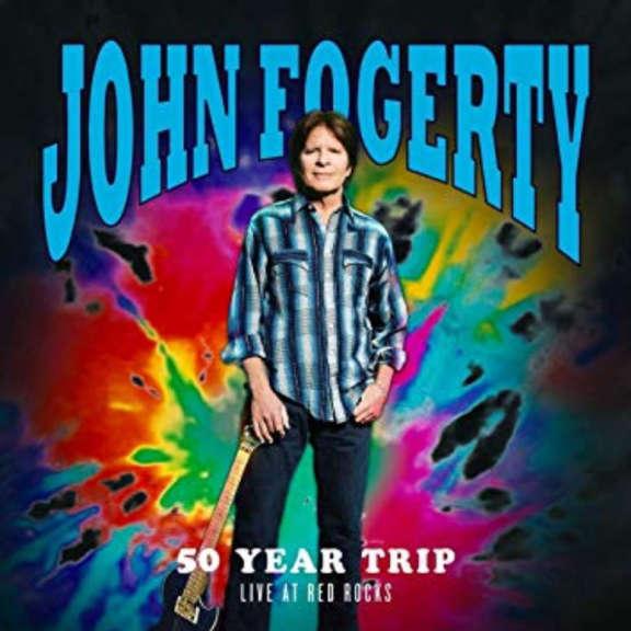 John Fogerty 50 Year Trip: Live at Red Rocks   Oheistarvikkeet 2020