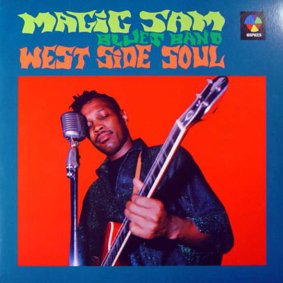 Magic Sam Blues Band West Side Soul LP 2009