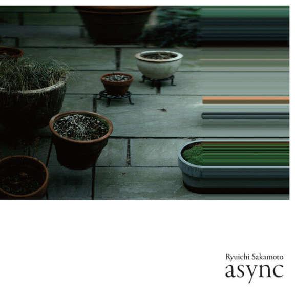 Ryuichi Sakamoto Async LP 2017