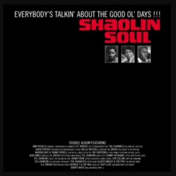 Various Shaolin Soul 1 LP 2018