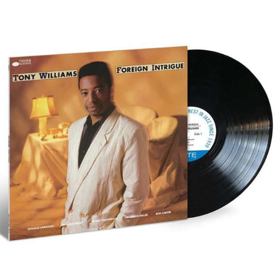 Tony Williams Foreign Intrigue LP 2020