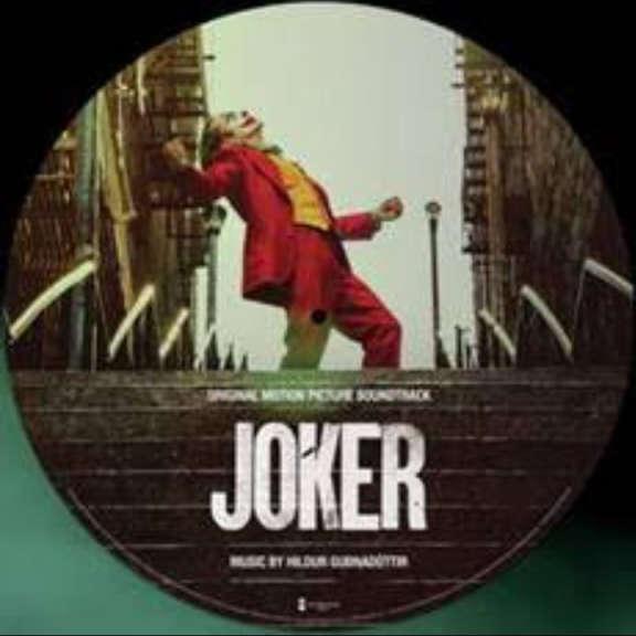 Hildur Gudnadottir Joker OST (Picture disc) LP 2020