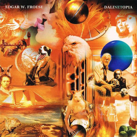 Edgar Froese Dalinetopia Oheistarvikkeet 2020