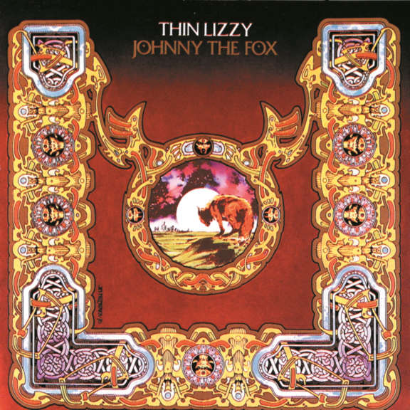 Thin Lizzy Johnny the Fox LP 2020