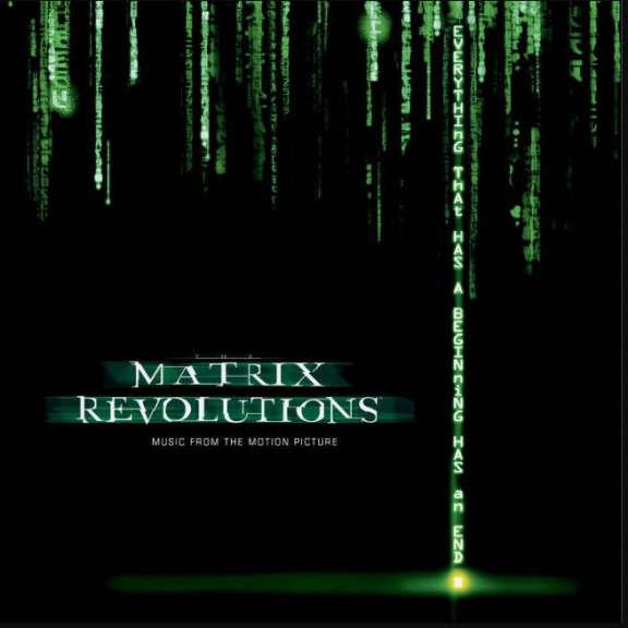 Various Matrix Revolutions LP 2020