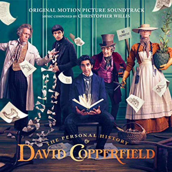 Chirstopher Willis Personal history of David Copperfield LP 2020