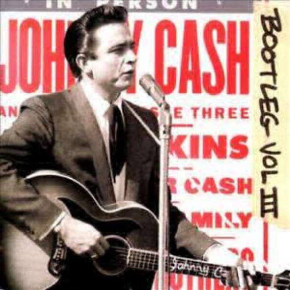 Cash, Johnny Bootleg 3: Live Live Around The World LP 2020