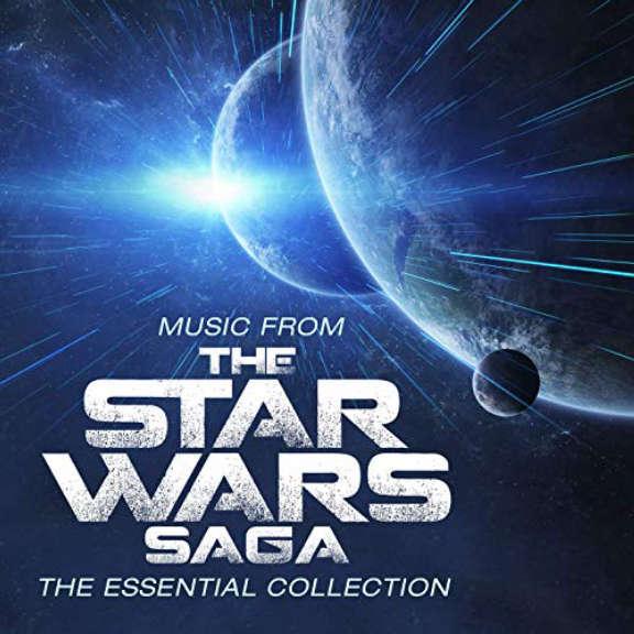 Rober Ziegler The Star Wars Saga - The Essential Collection  LP 2020