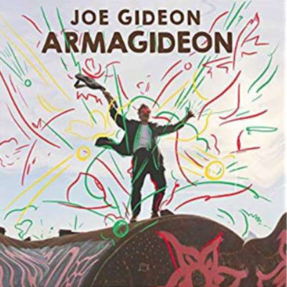Joe Gideon Armagideon LP 2020