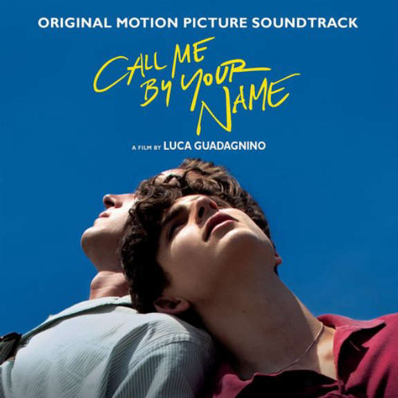 Various Call Me By Your Name LP 2020
