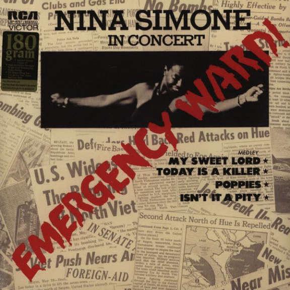 Simone, Nina Emergency Ward LP 2020