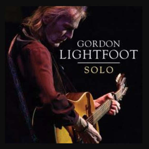 Gordon Lightfoot Solo LP 2020