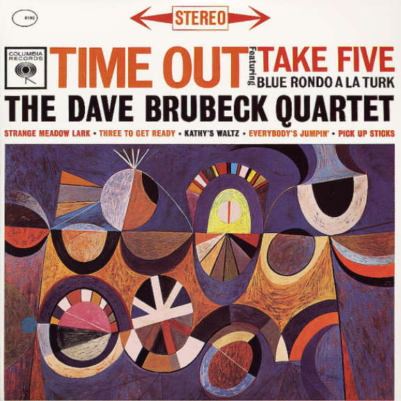 Dave Brubeck Time Out LP 2020