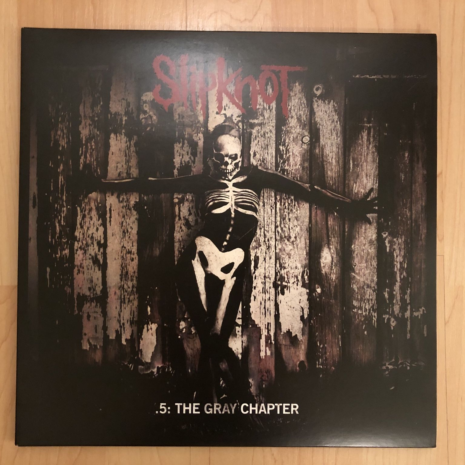 Slipknot .5: The Gray Chapter LP undefined