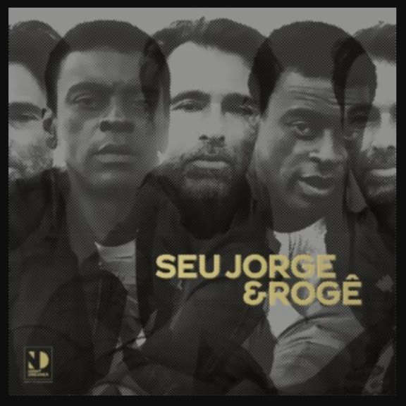 Seu Jorge & Roge Night Dreamer direct-to-disc Sessions LP 2020