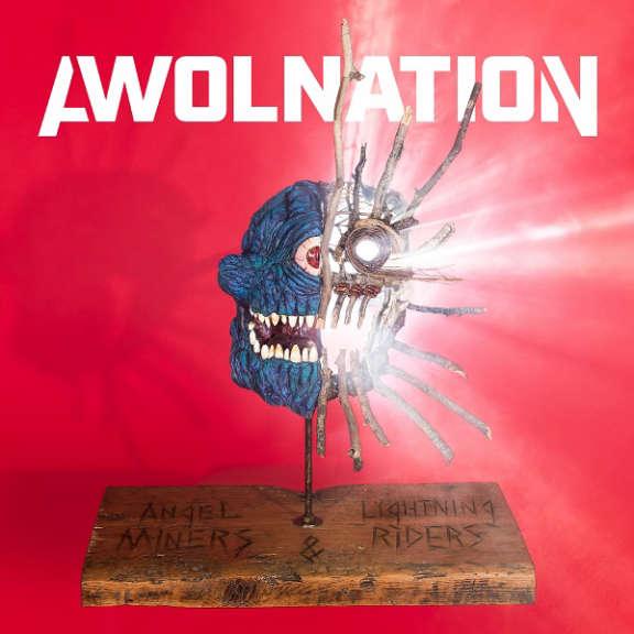 AWOLNATION Angel Miners & The Lightning Riders Oheistarvikkeet 2020