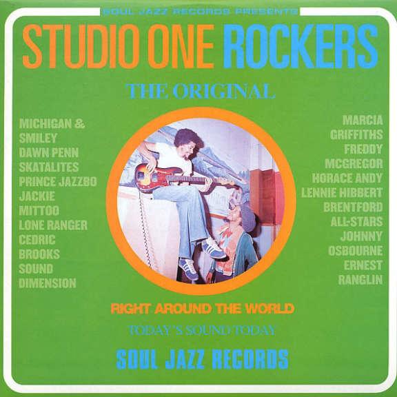 Various Studio One Rockers (Green vinyl) LP 2020