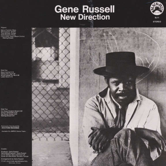 Gene Russel New Direction LP 2020