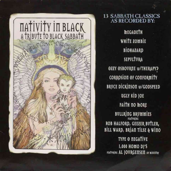 Various Nativity in black - tribute to black sabbath LP 2020