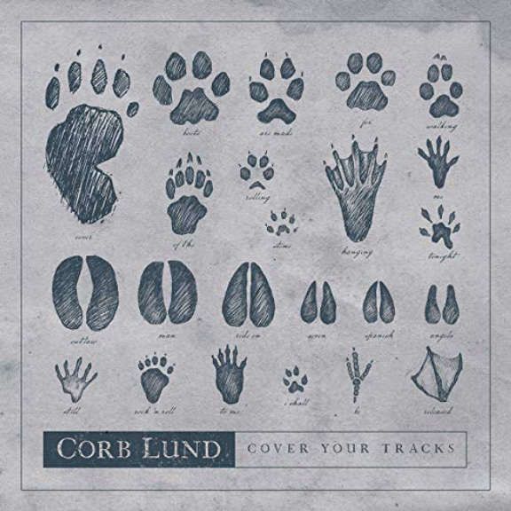 Lund Corb Cover Your Tracks LP 2020