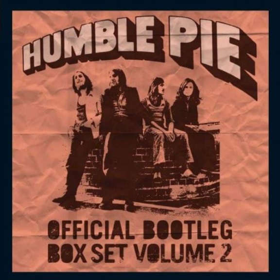 Humble Pie  Official Bootleg Collection 2 LP 2020
