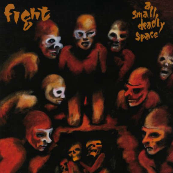 Fight A Small Deadly Space (Red/marble vinyl) LP 2020