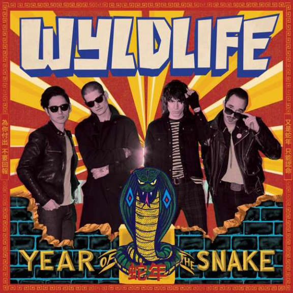 Wyldlife Year of the snake LP 2020