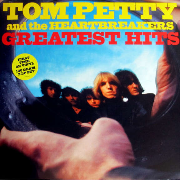 Tom Petty And The Heartbreakers Greatest Hits LP 2016