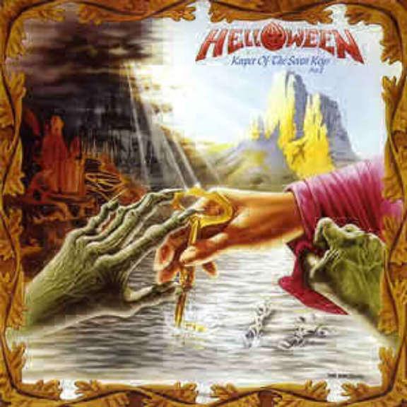 Helloween Keeper Of The Seven Keys (Part II) LP 0