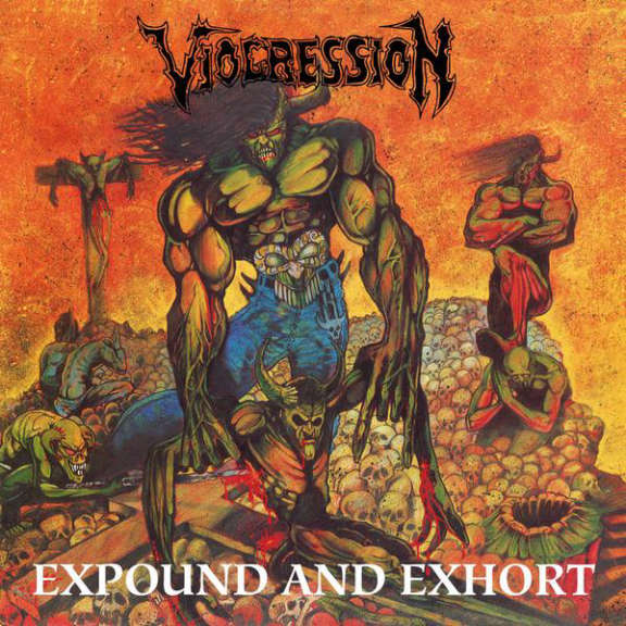 Viogression Expound and Exhort LP 2020