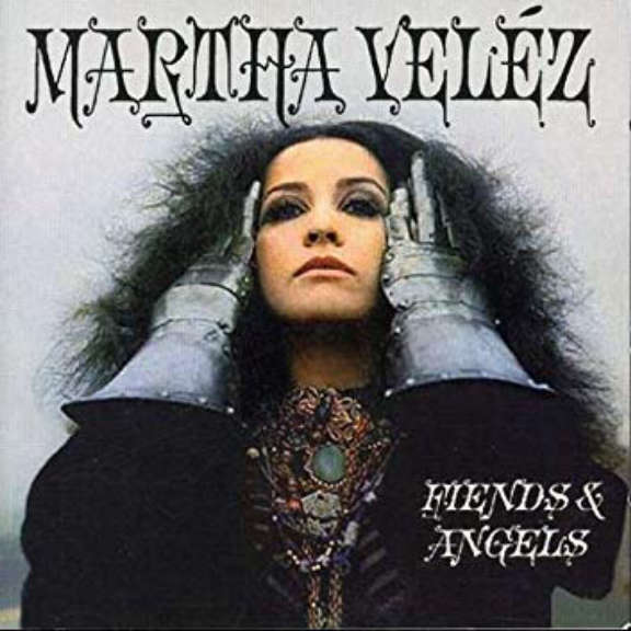 Martha Velez Friends and Angels LP 2020