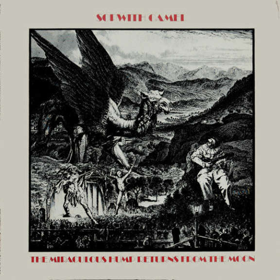 Sopwith Camel Miraculous hump returns from the moon LP 2020