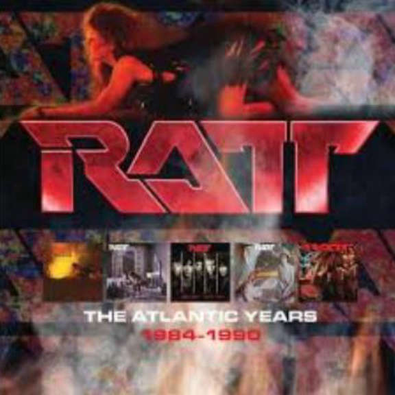 Ratt Atlantic years 1984-1990 Oheistarvikkeet 2020
