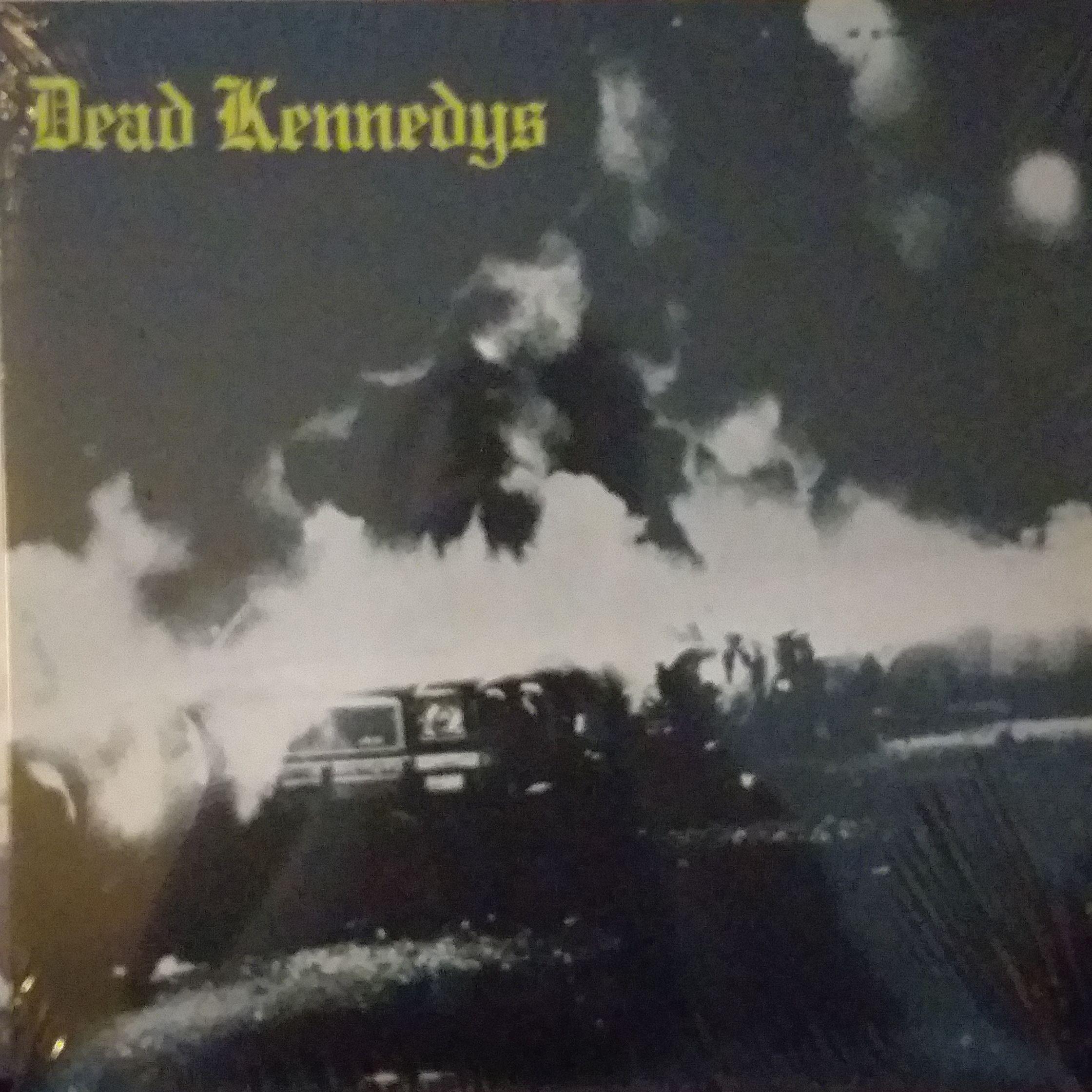 Dead Kennedys Fresh fruit for rotting vegetables LP undefined