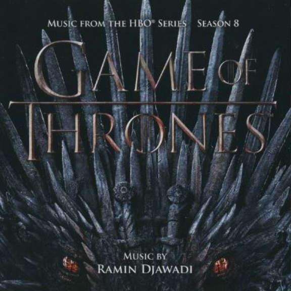 R Ramin Djawadi  Game Of Thrones: Season 8 (Music)  LP 2020