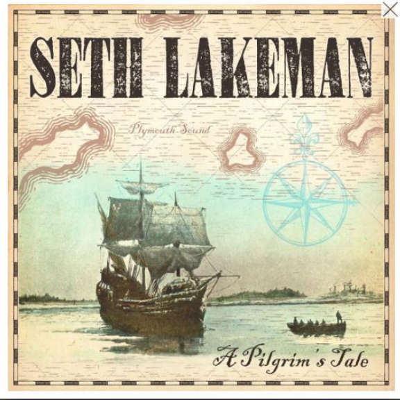 Seth Lakeman  A A Pilgrim's Tale (Vinyl)  LP 2020