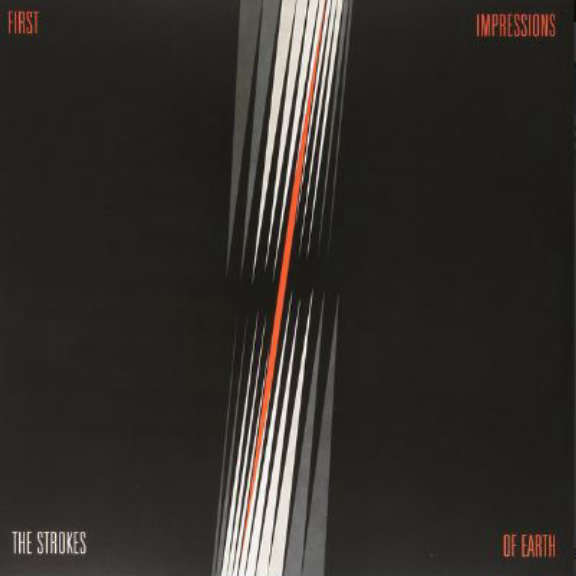 The Strokes  First Impressions Of Earth -silver- LP 2020