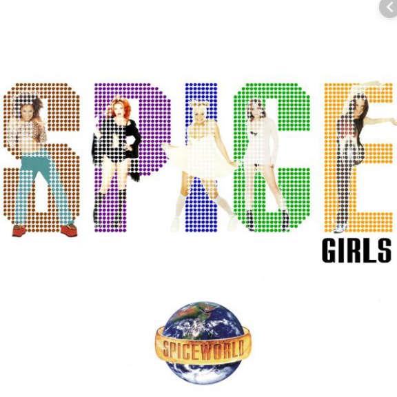Spice Girls Spiceworld LP 2020