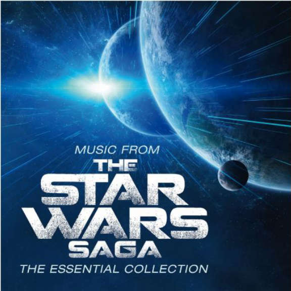 Ost  Music From The Flaming Star Wars Saga LP 2020