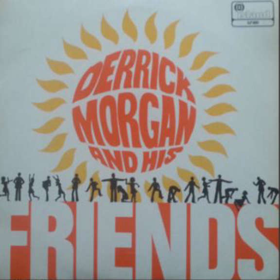 Derrick Morgan  Derrick Morgan And His Friends  LP 2020
