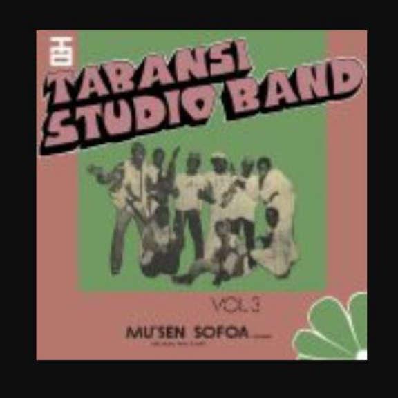 Tabansi Studio Band Wakar Alhazai Kano / Mus'en Sofoa LP 2020