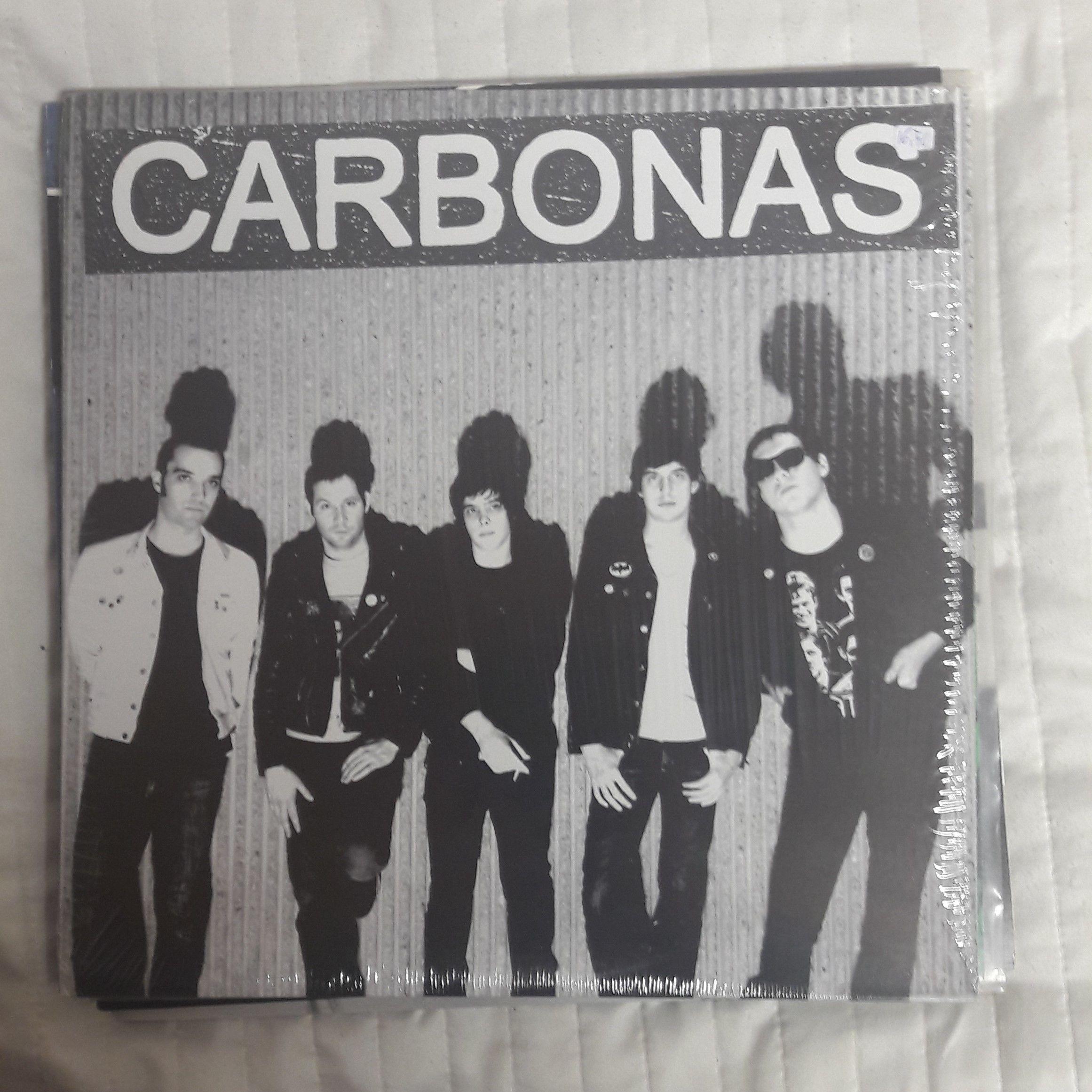 Carbonas Carbonas LP undefined