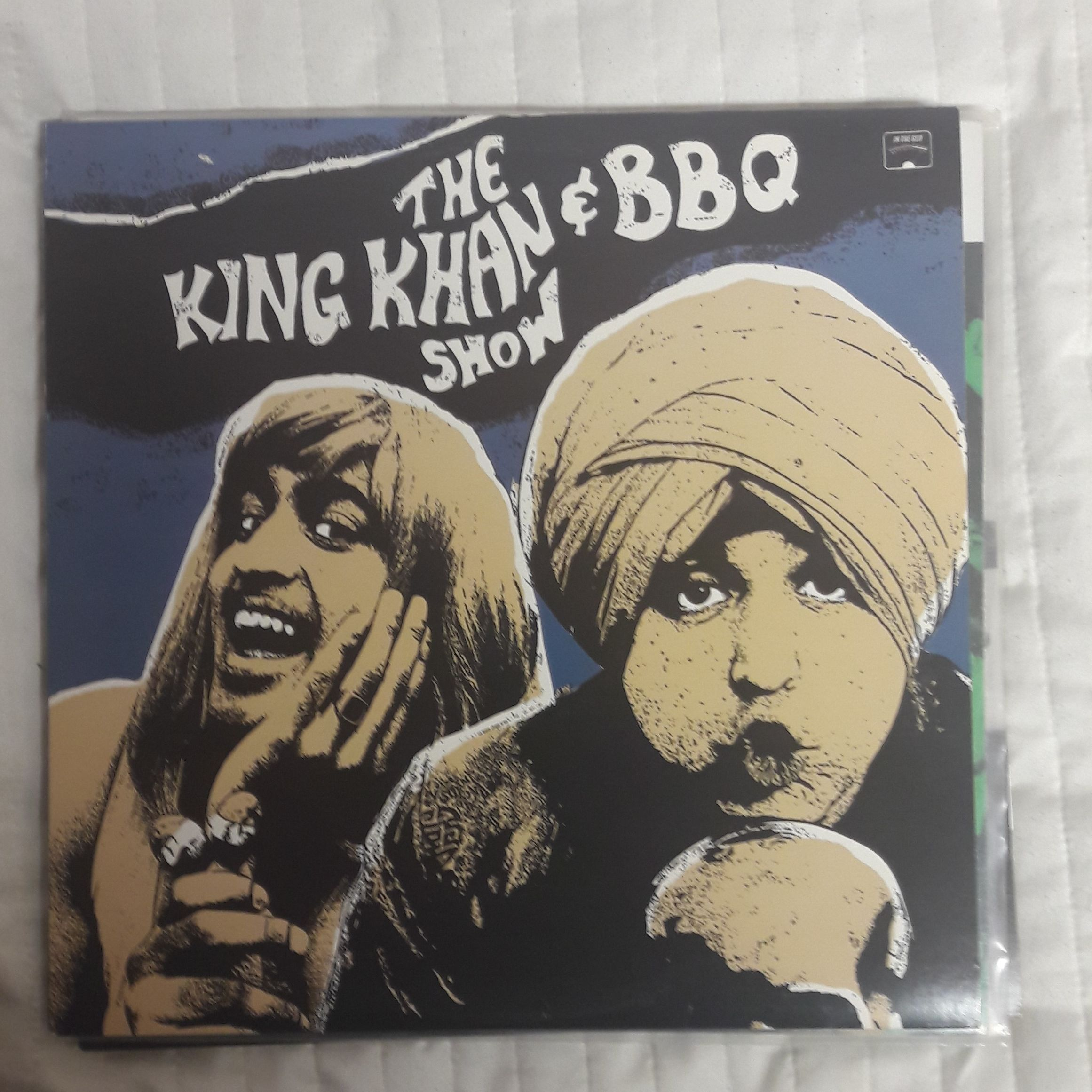 The king khan & bbq show Wwhat for dinner LP undefined