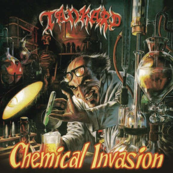Tankard Chemical Invasion Oheistarvikkeet 1988
