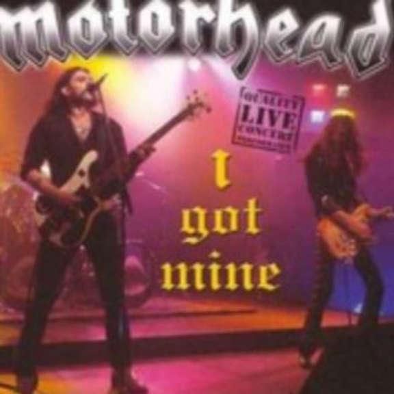 Motörhead I Got Mine Oheistarvikkeet 2001